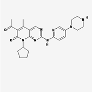 Picture of Palbociclib hydrochloride